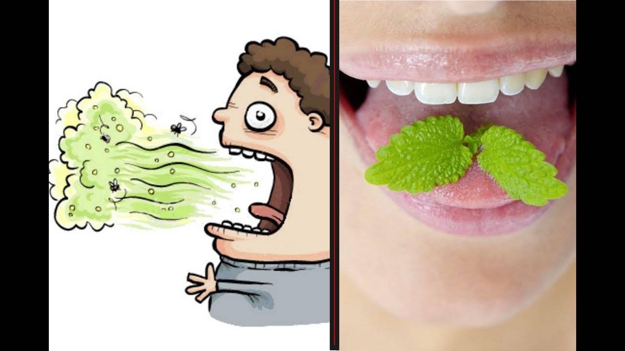 Неприятный запах изо рта  у вашего ребенка - детское здоровье и уход