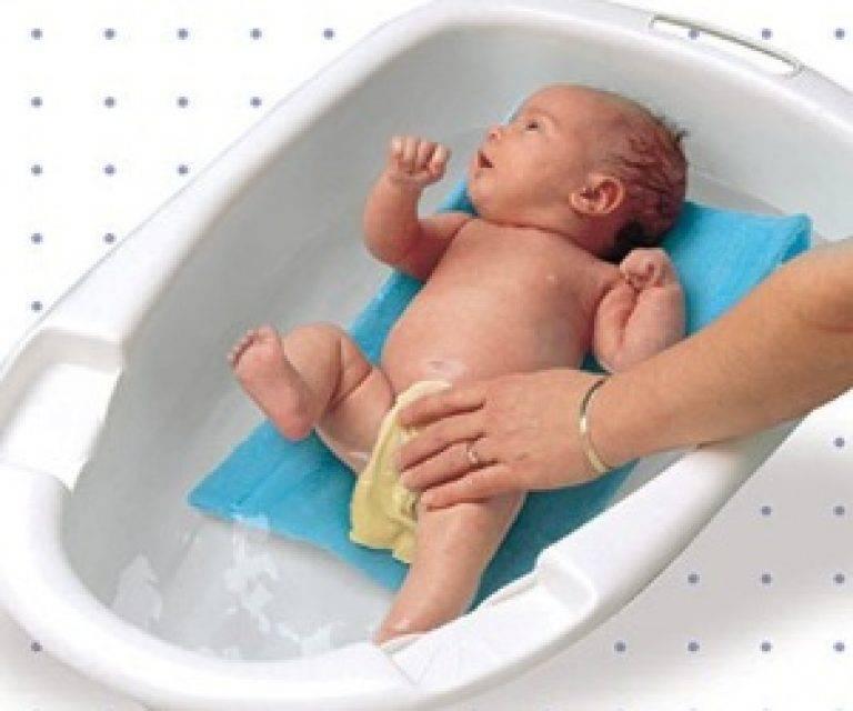 Травы для купания новорожденного | уроки для мам