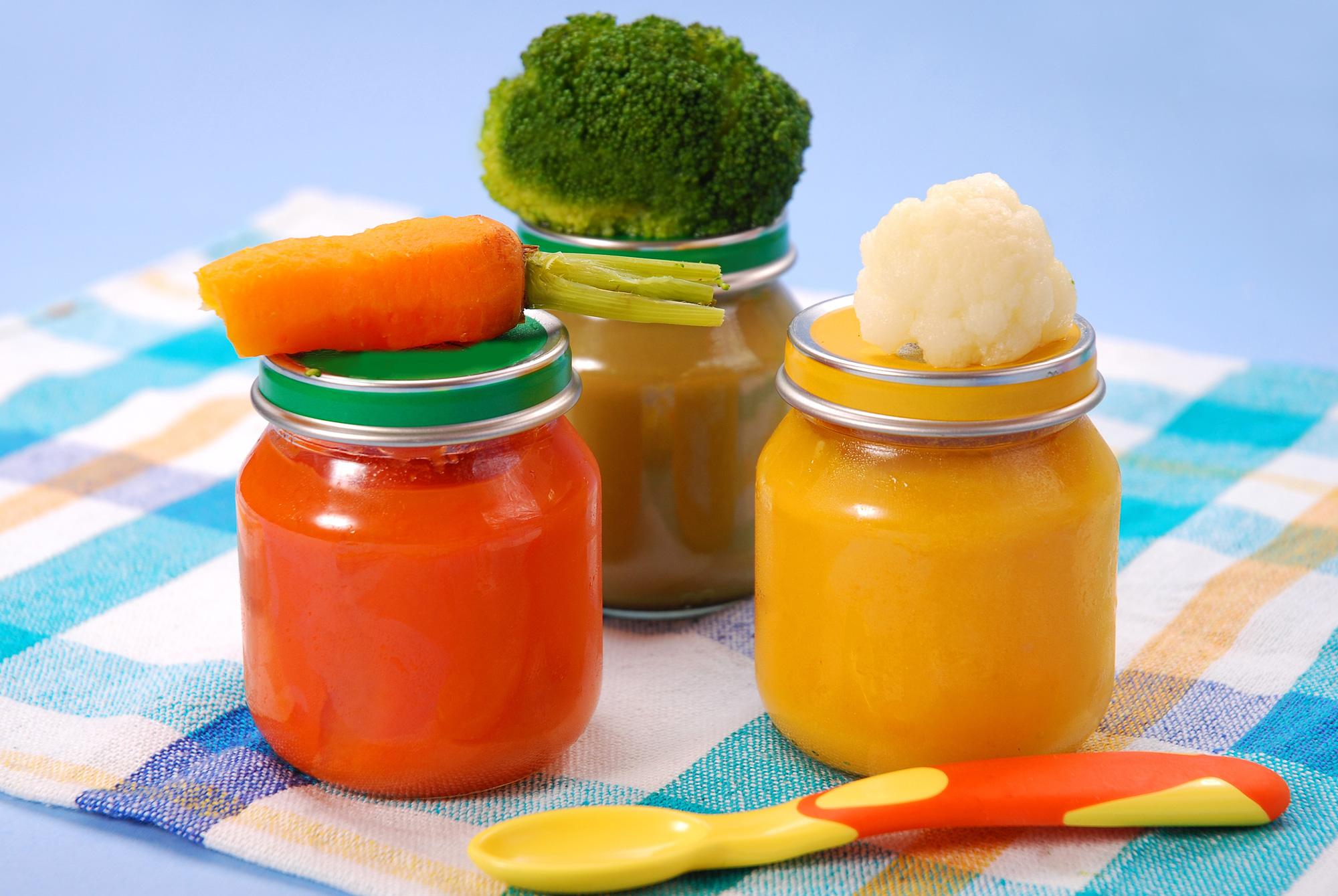 Детское питание в баночках | уроки для мам