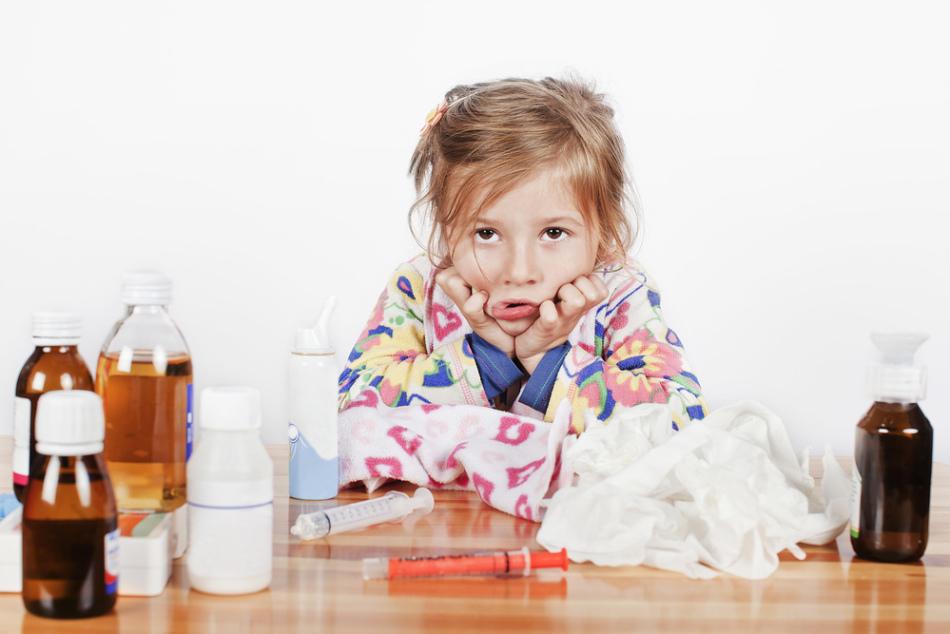 Народные средства от насморка для детей: быстрое лечение