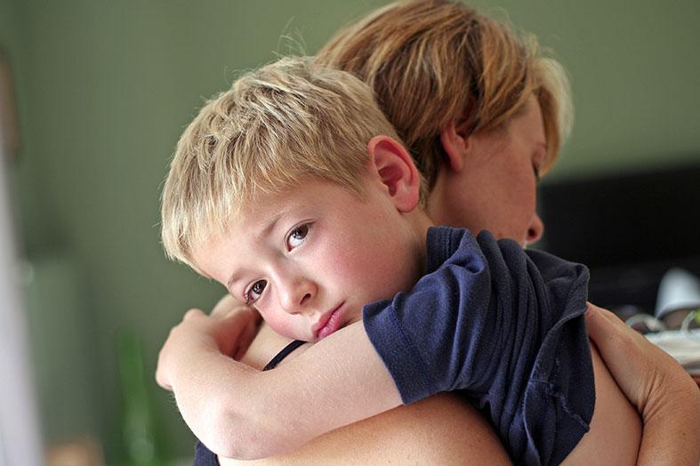 Страхи родителей, которые передаются детям