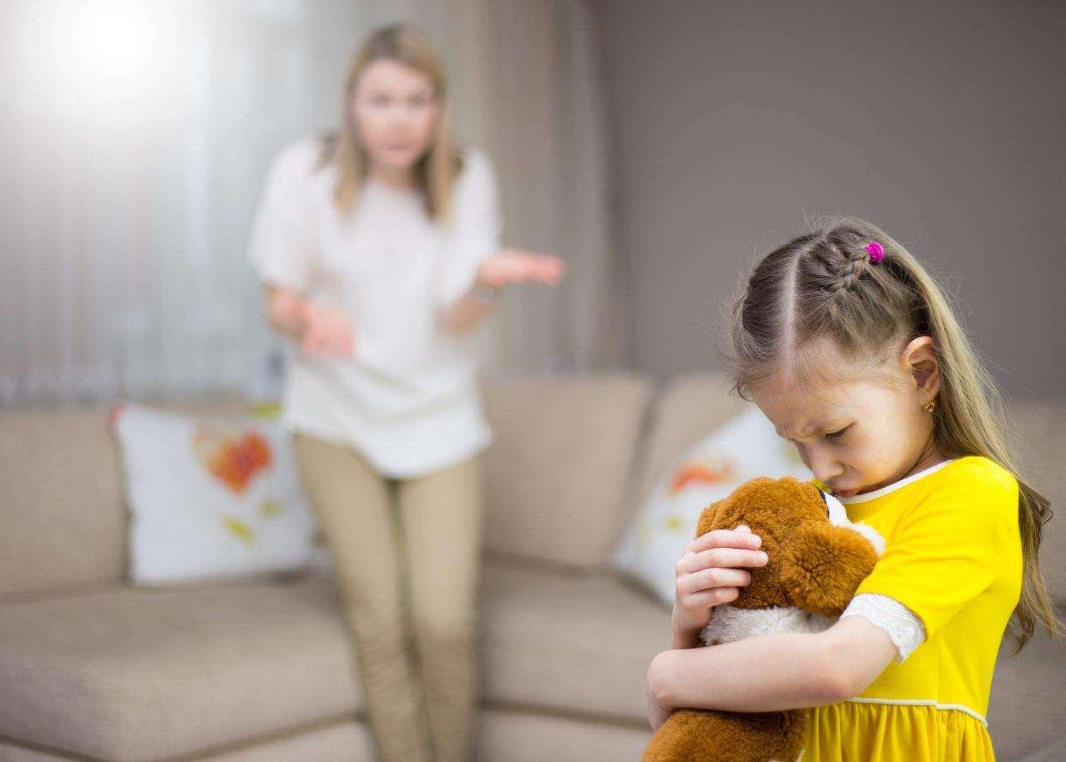 Слова и фразы которые нельзя говорить детям