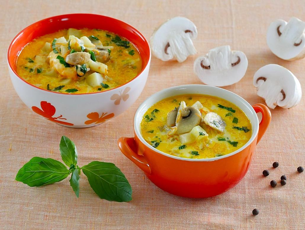 Можно ли супы кормящей маме?