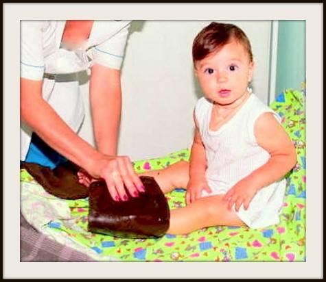 Можно ли делать парафиновые сапожки ребенку в домашних условиях?