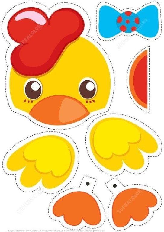 Аппликация для детей 3–4 лет: интересные цветные поделки из бумаги