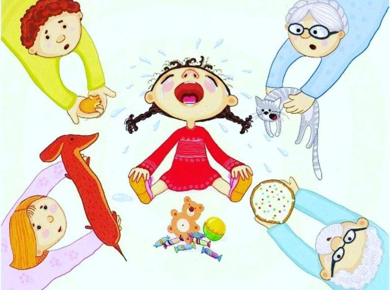 Ребенок впадает в истерики из-за усталости? выход есть!