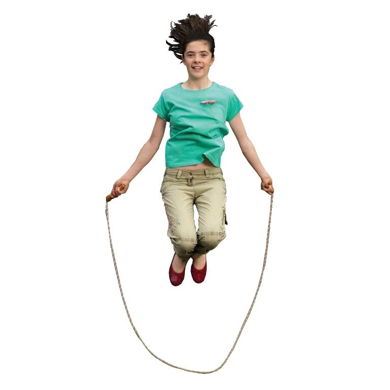 Как подобрать скакалку ребенку и научить на ней скакать?