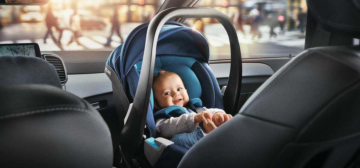 Как перевозить в машине новорожденного ребенка и детей постарше по правилам дорожного движения?