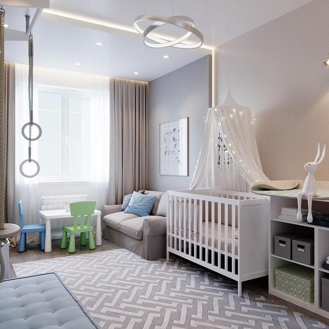 Какую краску для детской мебели лучше всего использовать?