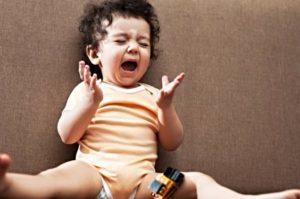 Как бороться с детской истерикой при помощи одного вопроса
