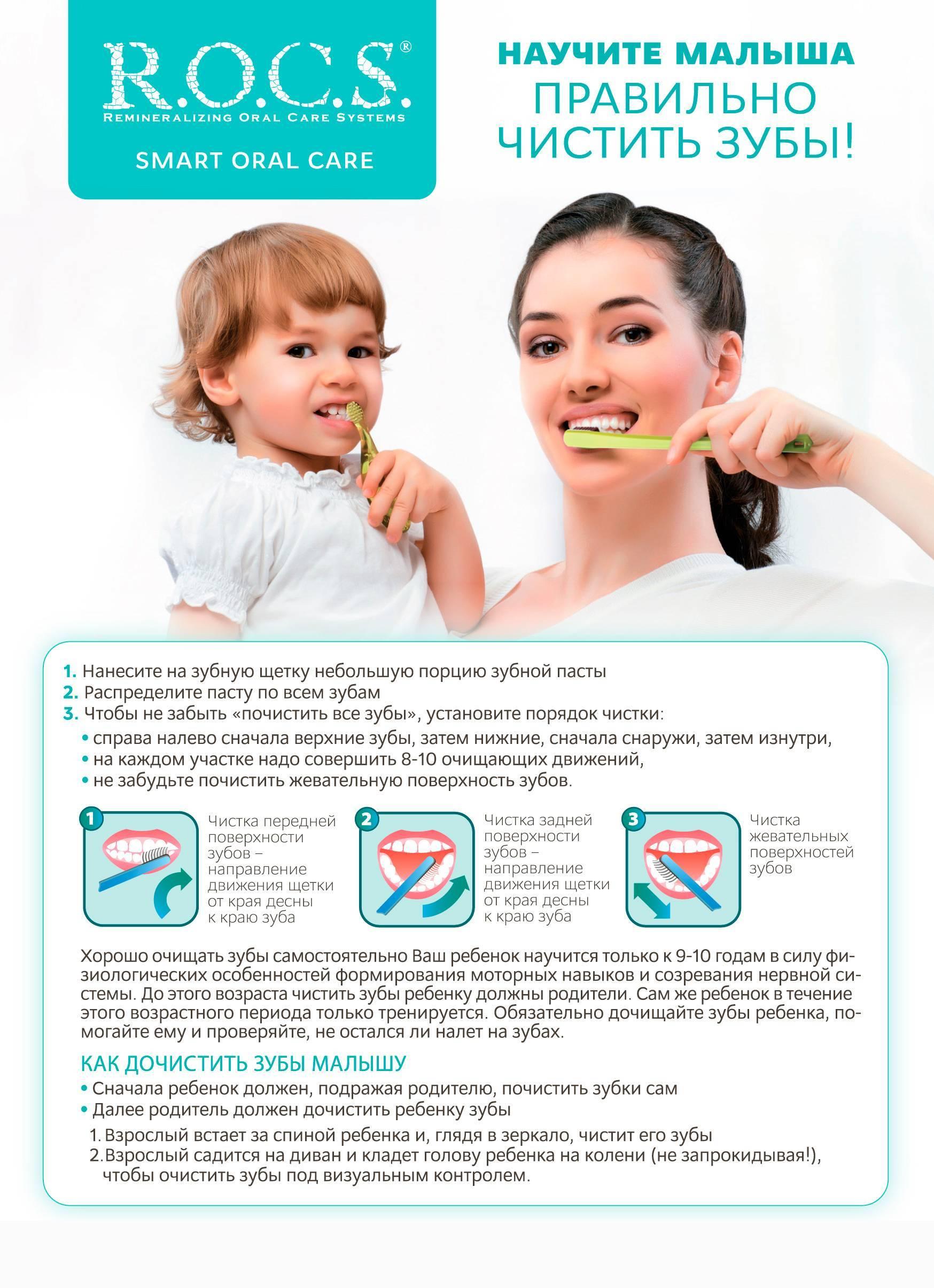 Профессиональная чистка зубов детям: с какого возраста делать и зачем?