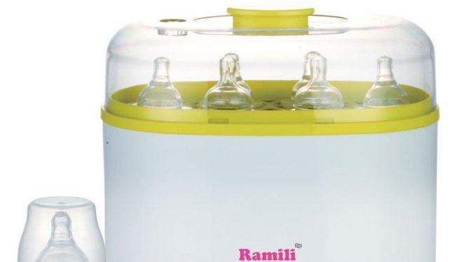 Принципы работы разных стерилизаторов для бутылочек и сосок— изучаем ивыбираем
