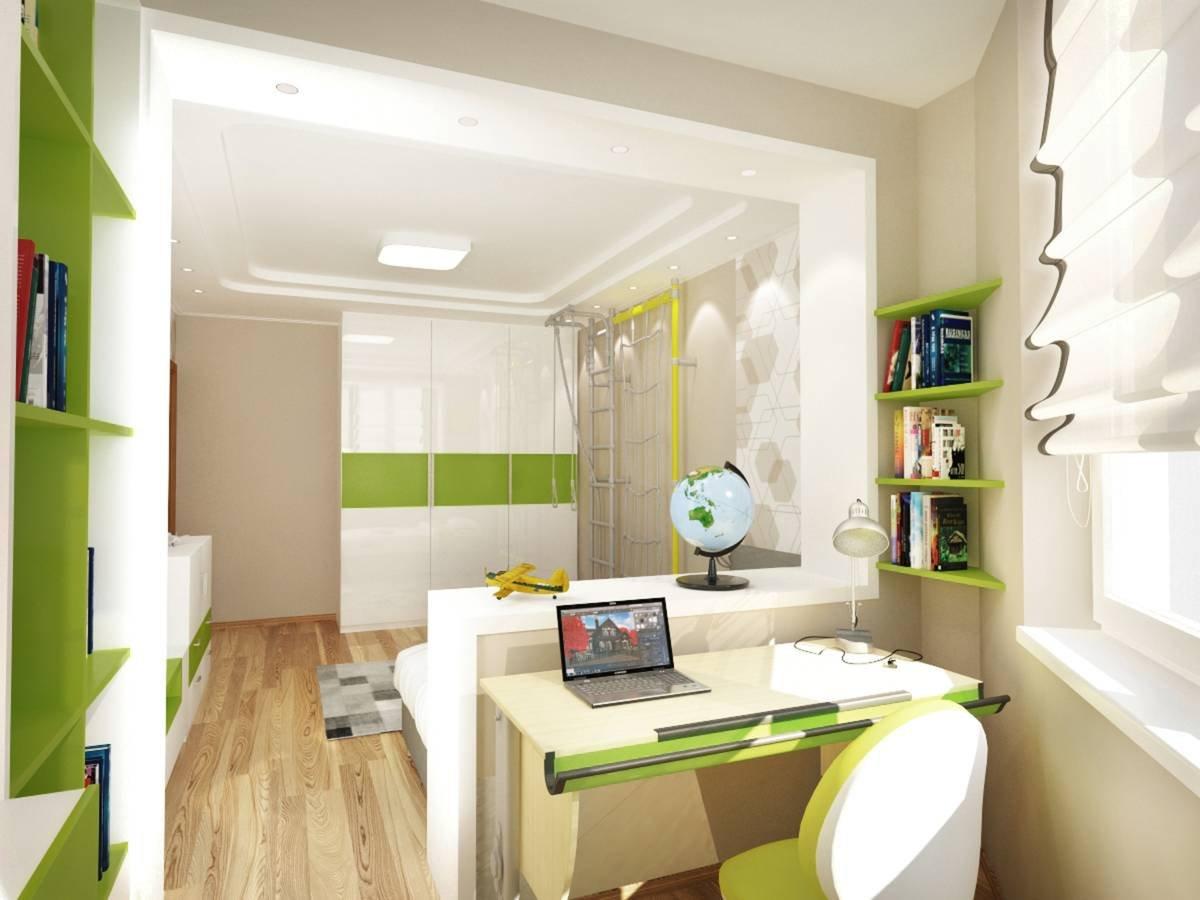 Планировка детской комнаты: креативные идеи для спальни вашего ребенка