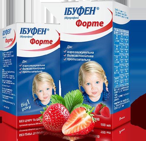 Ибупрофен суспензия (сироп для детей): инструкция, показания, противопоказания, побочные эффекты, цена и отзывы