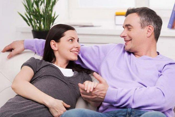 Как «пережить» беременность жены и остаться семьей