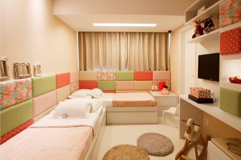 Дизайн детской комнаты для девочек 9-12 лет