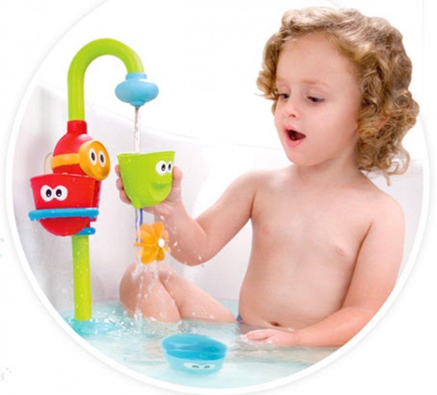 Игры в ванной для детей | быть мамой легко