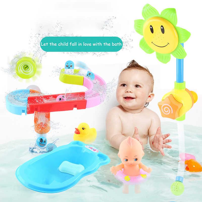Игрушки для купания: детские резиновые игрушки для ванной, веселые куклы на присосках для ванночки