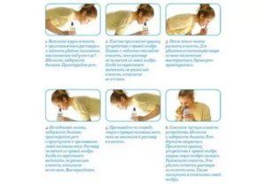 Как и чем промывать нос новорождённым и грудничкам
