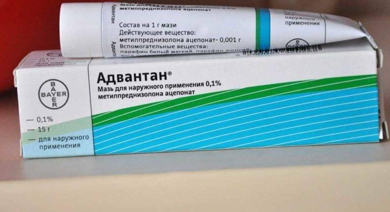 Крема и мази от дерматита для детей