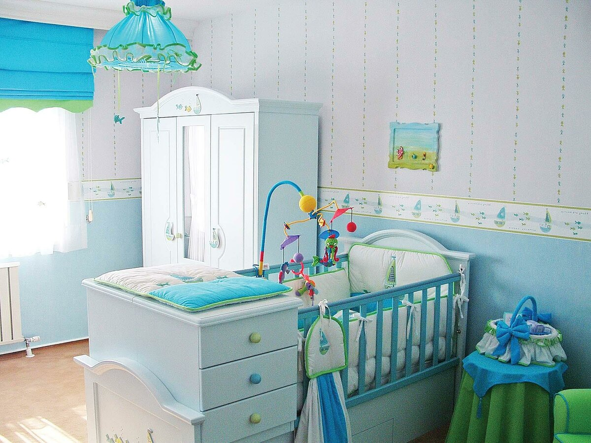 Детская комната для новорожденного: как обустроить правильно? 73 фото и советы профессионалов