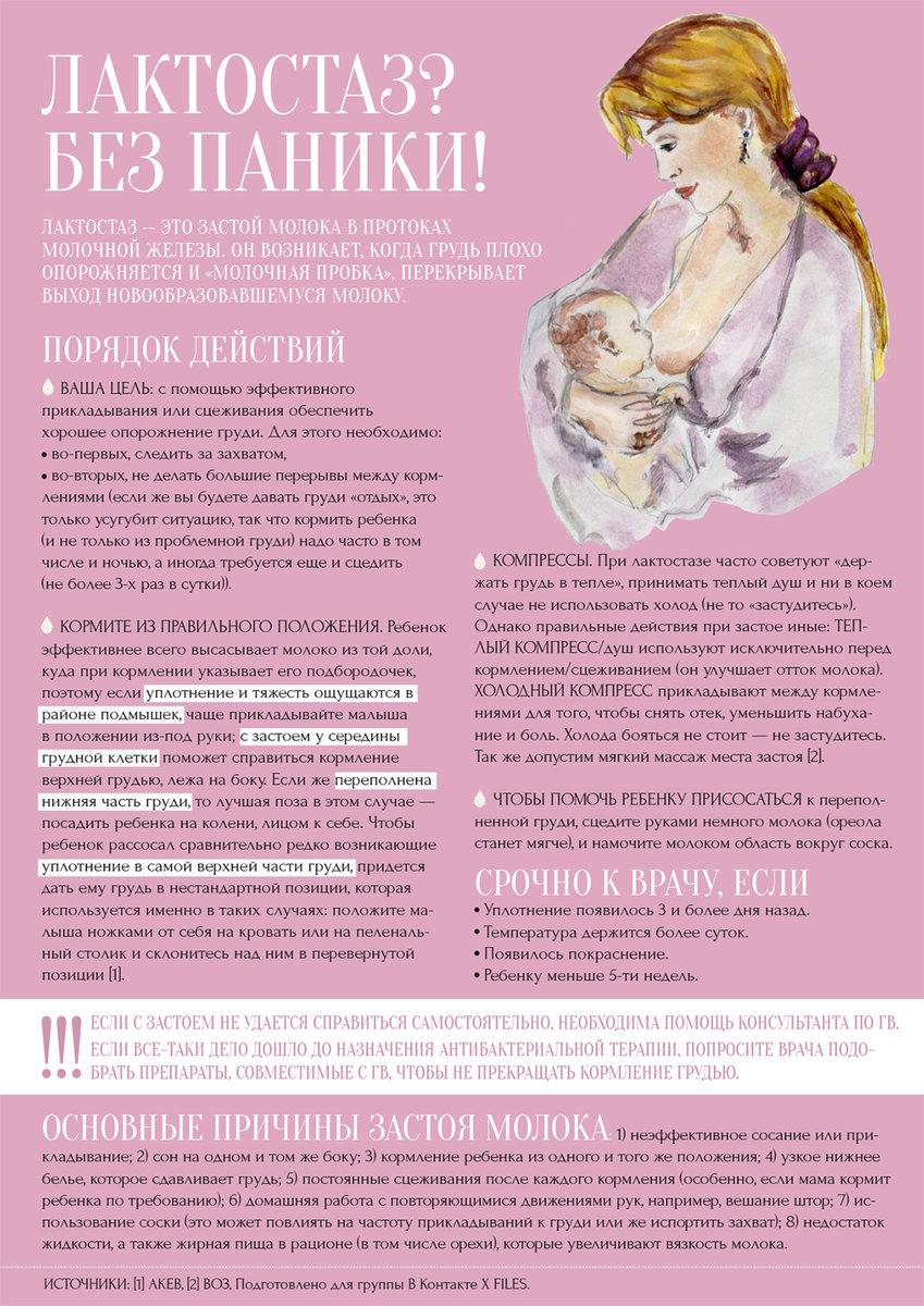 Как кормящей маме расцедить застой молока: симптомы и лечение лактостаза в домашних условиях, меры профилактики при ГВ