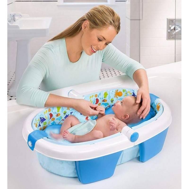 Можно ли купаться в одной ванне вместе с новорожденным? мнение врачей и мамочек