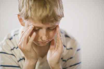 Мигрень у ребенка 5-10 лет: причины, признаки и симптомы, а также лечение
