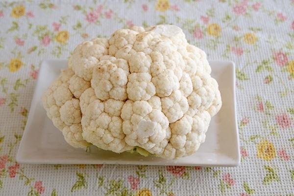 Детское пюре из цветной капусты: рецепт
