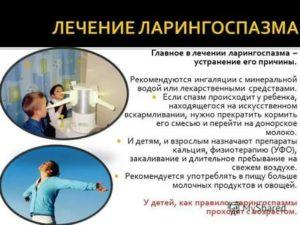 Ларингоспазм у взрослых - это спазм гортани: симптомы и лечение трахеи, причины трахеоспазма, неотложная помощь, как снять в горле в домашних условиях