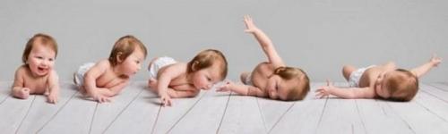Как научить ребенка переворачиваться? | уроки для мам