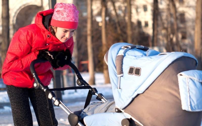 Спасение в холода: что надеть на зимнюю прогулку с ребенком