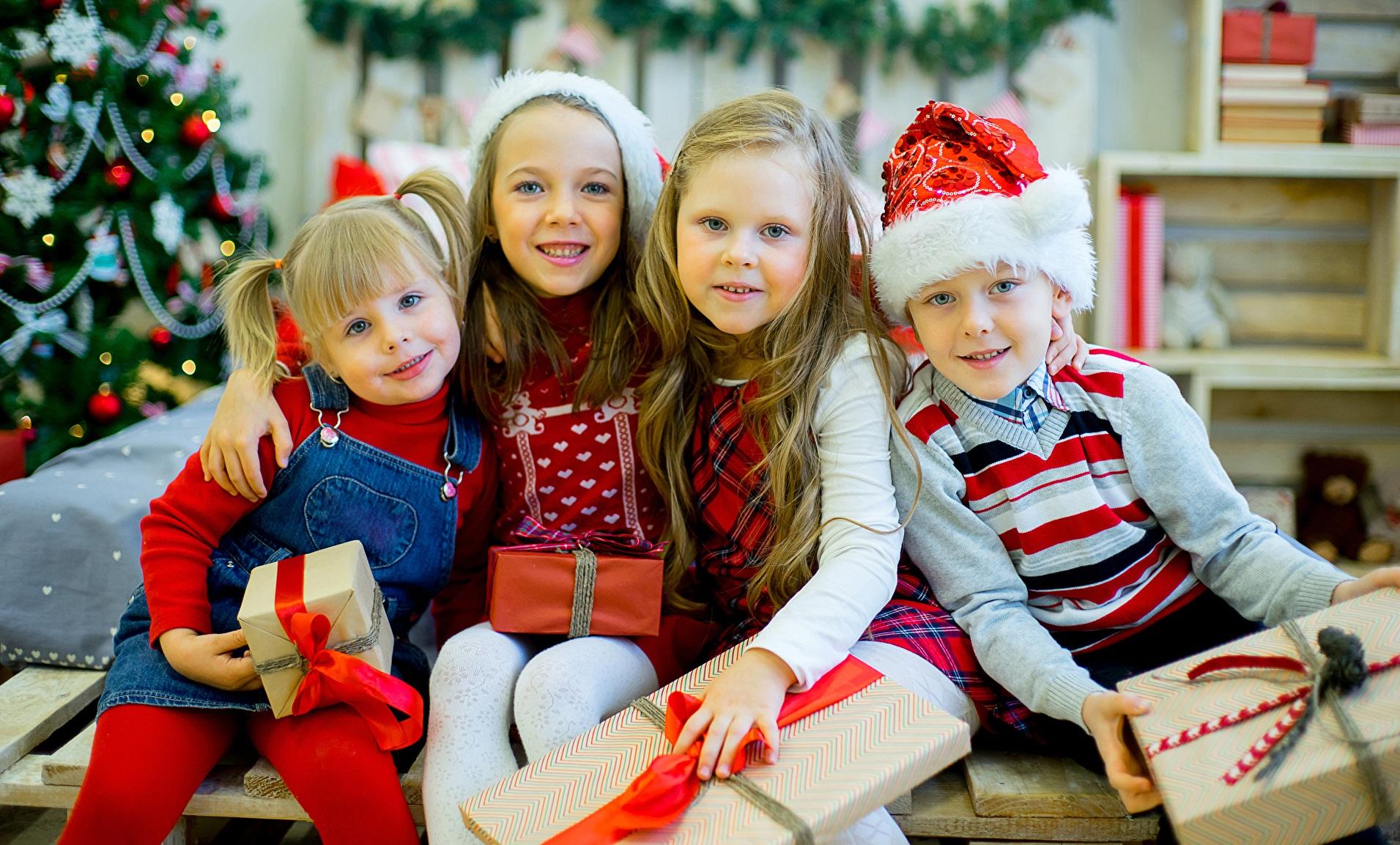 Как встретить новый год дома с детьми
