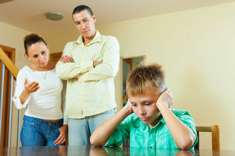 7 вредных советов для родителей по воспитанию детей