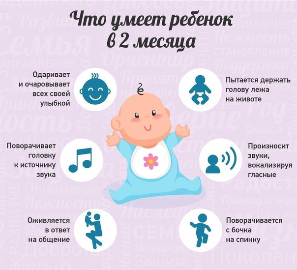 Что должны уметь делать дети в 7 месяцев