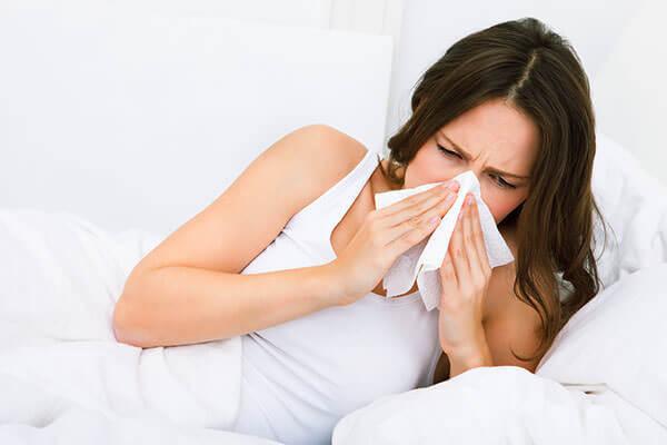 Синусит при беременности: симптомы и лечение