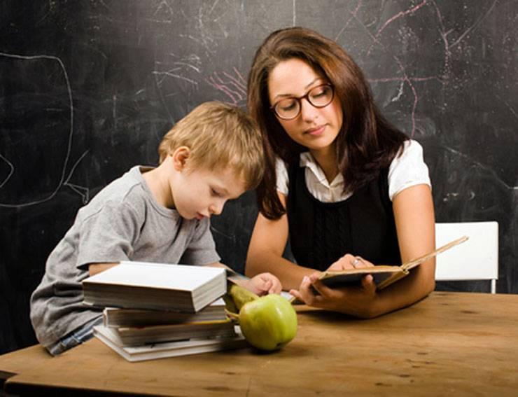Чему дети учатся у взрослых, а взрослые - у детей?