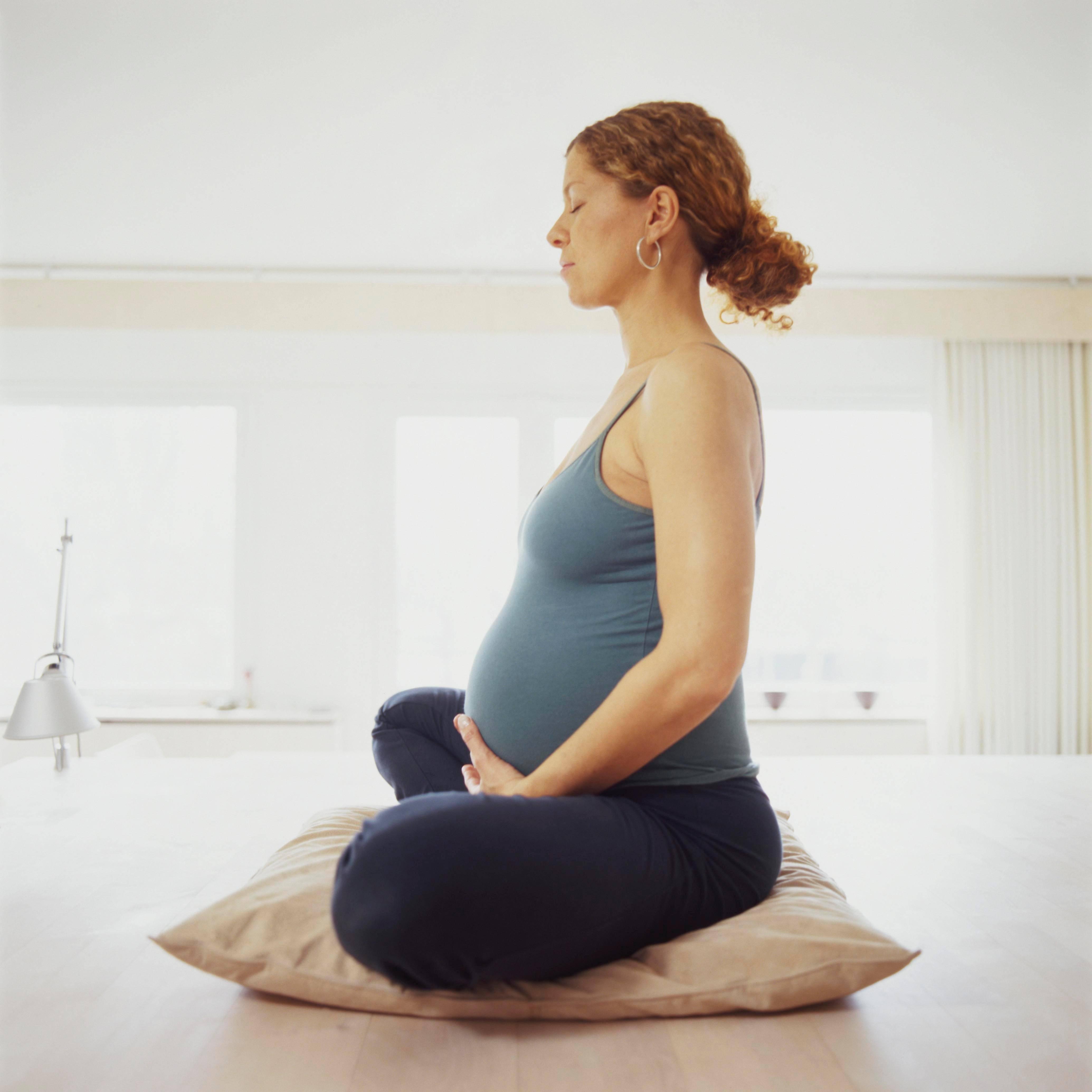 Полезная дыхательная гимнастика для беременных
