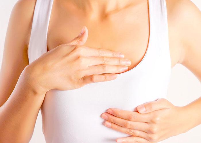 Болит грудь после месячных что делать