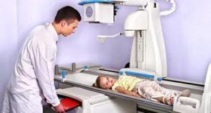 Рентген легких у детей — чем отличается снимок