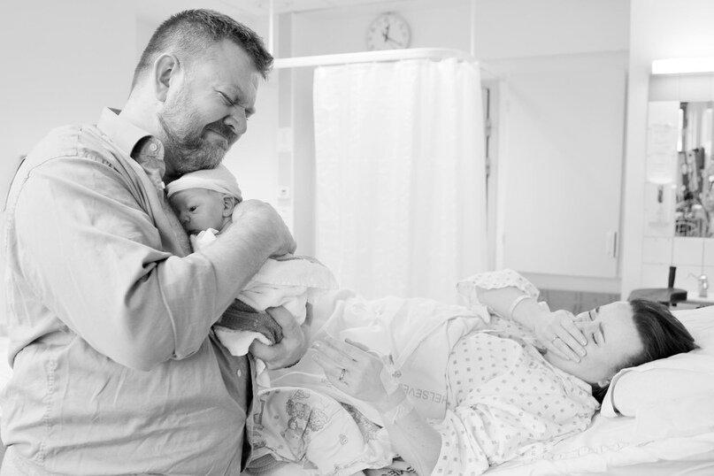Партнерские роды: что нужно знать мужу (плюсы и минусы совместных родов)