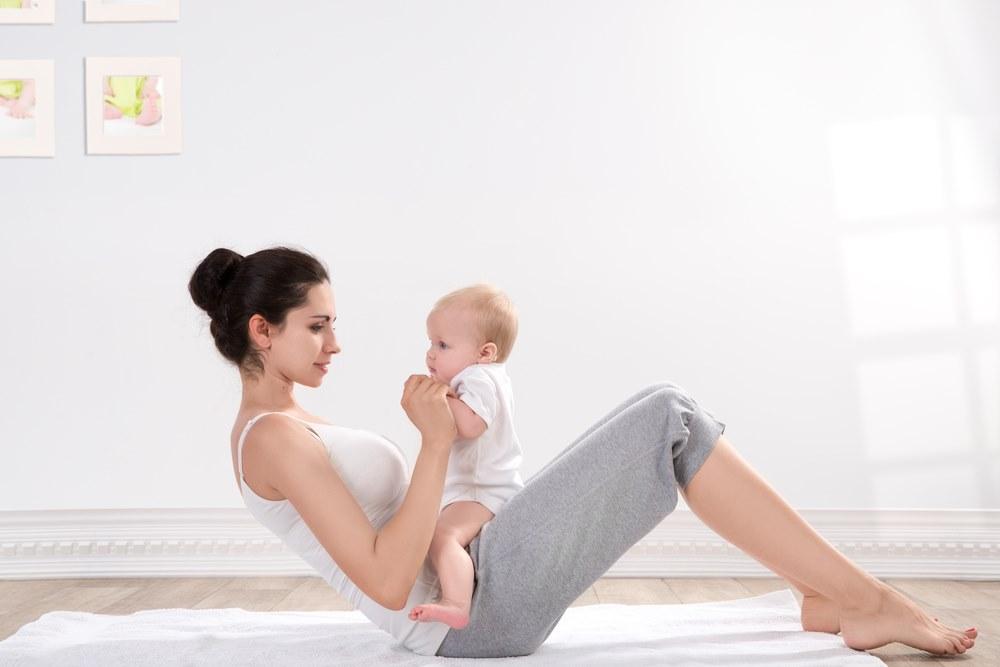 Как быстро похудеть после родов? 6 оригинальных и безопасных способов