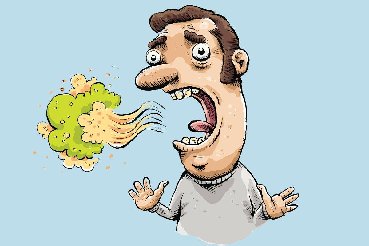 Неприятный запах изо рта у ребенка по утрам: причины появления, как лечить