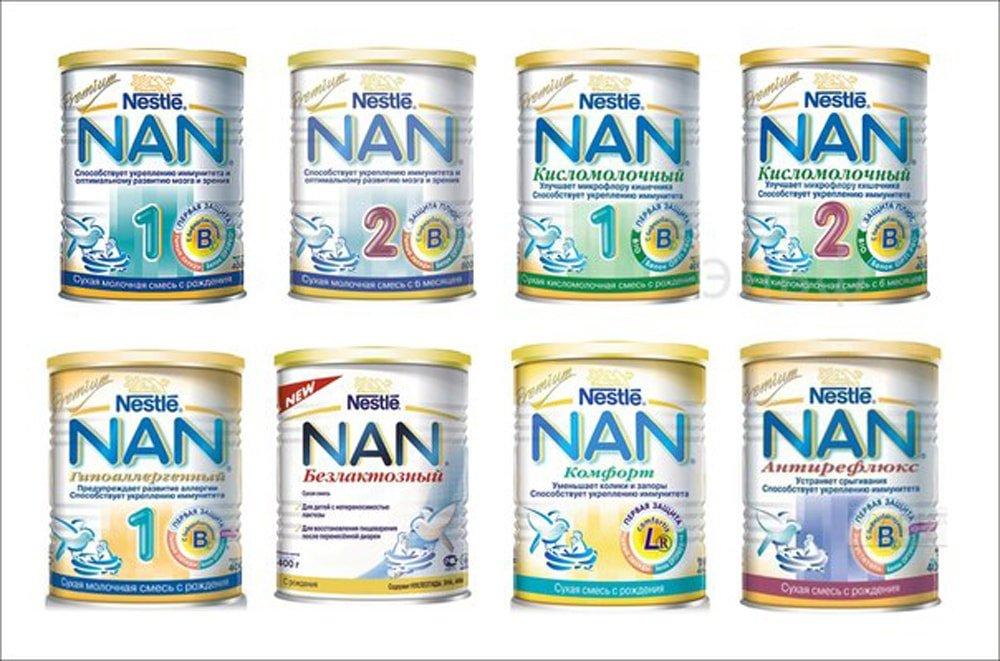 Сравниваем нан и нестожен | определяем лучшую смесь