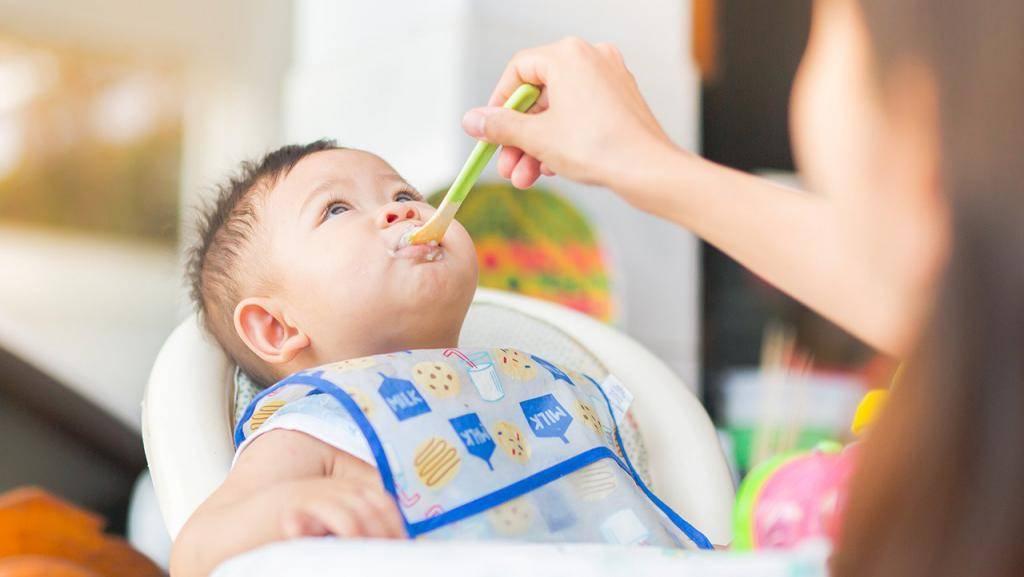 Прикорм ребенка - таблица прикорма детей до года на грудном вскармливании и искусственном   азбука здоровья