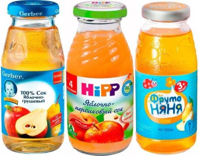 Как давать сок ребенку? как разбавлять сок яблочный для первого прикорма