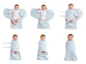 Как правильно пеленать новорожденного: уроки, видео