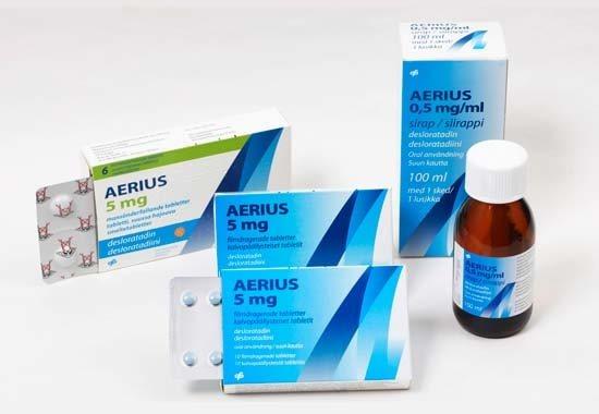 Эриус аналоги для детей — аллергия