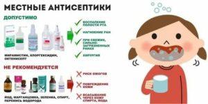 Перечень лекарств от стоматита для детей до года и старше: мази, гели, спреи и другие средства для лечения заболевания