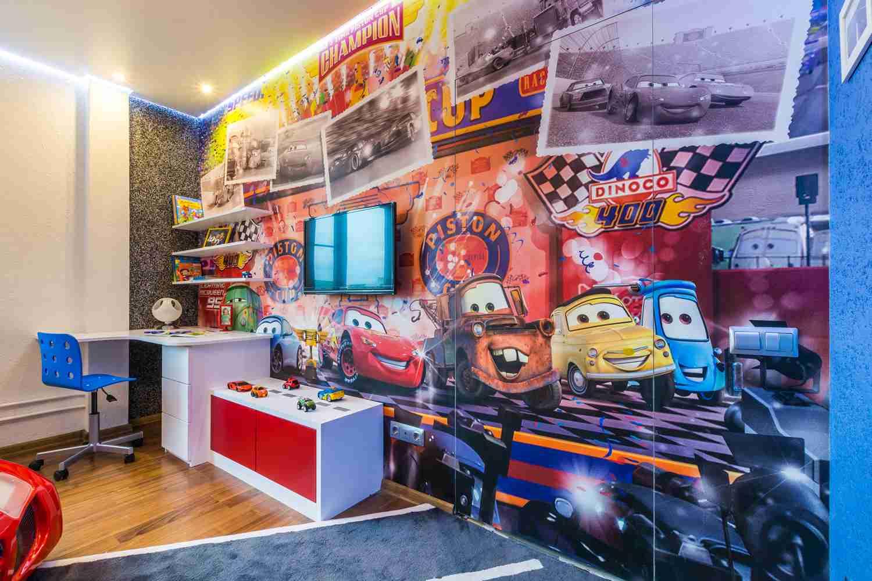 Фотообои для детской комнаты: 80 фото стильных способов украсить детскую девочки и мальчика
